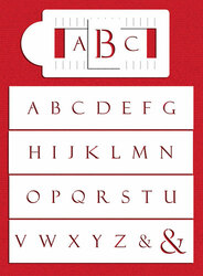 Classic Monogram Set