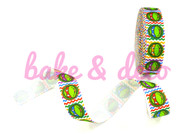 Ninja Turtles Ribbon 25mm
