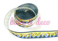 Despicable Me - Minions Ribbon 25mm