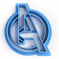 Avengers Fondant Cutter