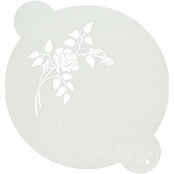 Designer Stencils Rose Spray C156