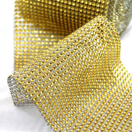 Gold Diamante Bling Sheets