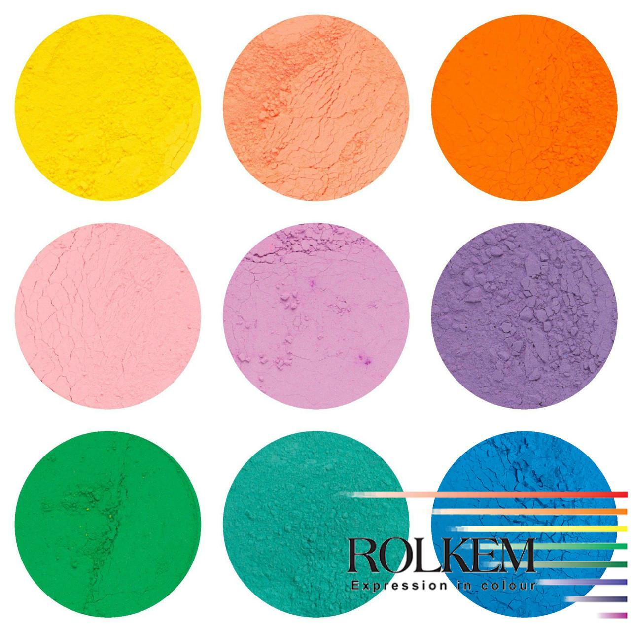 Roklem Rainbow Specturm 10ml   Food colouring dust for buttercream ...
