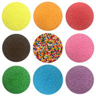 Coloured Donut Sprinkles 250g