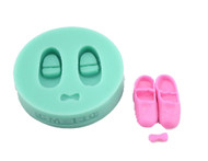 Ballet Shoes Silicone Mould