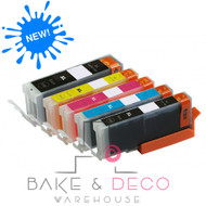 Edible ink Cartridges 671 CLI - Bake and deco warehouse