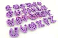 Disney Letter Font Cutters