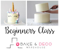 Bake & Deco Beginners Class November