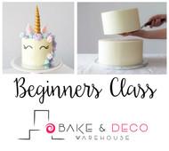 Bake & Deco Beginners Class November