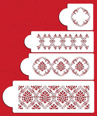 Royal Damask Stencil