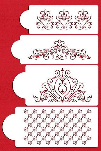 Princess Lace Set C414