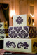 5 Tier Damask Set C406