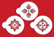 Four Point Rosettes C326