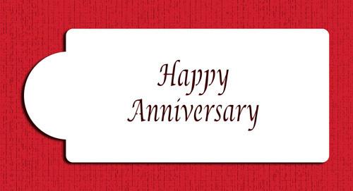 Happy Anniversary (Small) C212