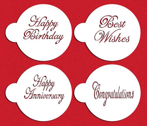 Celebrations Script C568