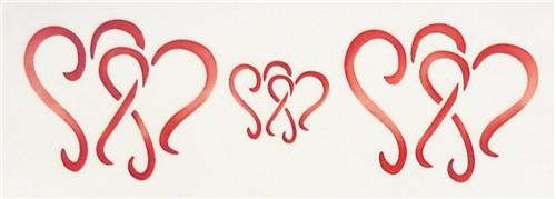 Dancing Hearts C002