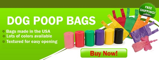 dog poop bags bulk