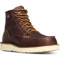 Danner Men's Brown Bull Run Moc Toe Boot- 15563