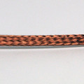 "3/8"" Flat Bare Copper Braid"