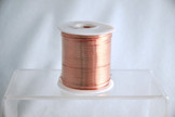 16 AWG 126 Foot/LB 0.050 Diam Bare Copper