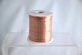 24 AWG 793 Foot/LB 0.020 Diam Bare Copper