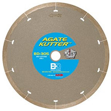 "BD-305 10"" Agate Kutter Blade"