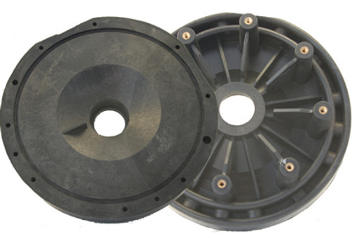6500-311 Sundance Spas Theramax Rear Pump Housing