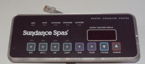 6600-708 Sundance Spas Side Control, 750 Series