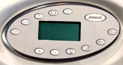 2600-325 Jacuzzi J-300 Control Panel, LCD 50Hz