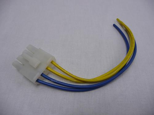 8002-117 2-Pump LCD Transformer Plug - Secondary