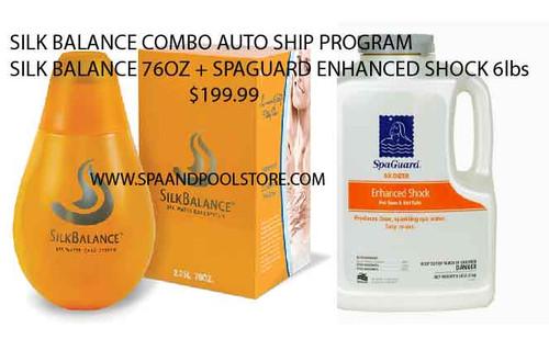 SILK BALANCE COMBO AUTO SHIP WITH ENHANCED SHOCK