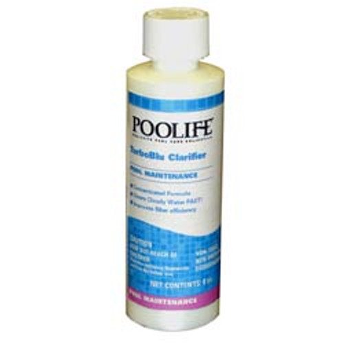 POOLIFE Turbo Blu Clarifier 1qt bottle