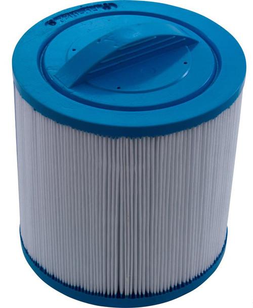 "Spa Filter Baleen: AK-9001, OEM: FC-01, Pleatco: PSG13.5P4 , Unicel: 4CH-19 , Filbur: FC-0122, Diameter: 4-5/8"", Length: 4-5/8"""