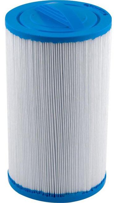 "Spa Filter Baleen: AK-9003, OEM: 20245-238, Pleatco: PTL18P4 , Unicel: 4CH-21 , Filbur: FC-0121, Diameter: 4-5/8"", Length: 8"""