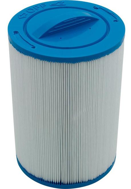 "Spa Filter Baleen: AK-90109, OEM: N/A, Pleatco: PMAX50P4 , Unicel: 5CH-35 , Filbur: FC-0300, Diameter: 5-5/8"", Length: 8"""