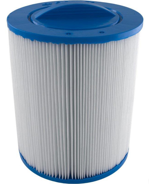 "Spa Filter Baleen: AK-9012, OEM: N/A, Pleatco: PTL25W-SV-P4 , Unicel: 6CH-26 , Filbur: FC-0310, Diameter: 6"", Length: 7"""