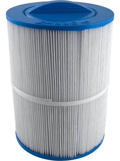 "Spa Filter Baleen: AK-90151, OEM: N/A, Pleatco: PPG50P4 , Unicel: 6CH-49 , Filbur: FC-0314, Diameter: 6"", Length: 8"""