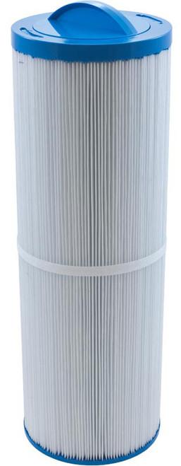 """Spa Filter Baleen: AK-90197, OEM: Jacuzzi 2540-383, 2000-286, 20086-001, Pleatco: PJW50Tl-OT-F2S, Unicel: 6CH-959, Filbur: FC-2716, Diameter: 6"""", Length: 17-1/2"""""""