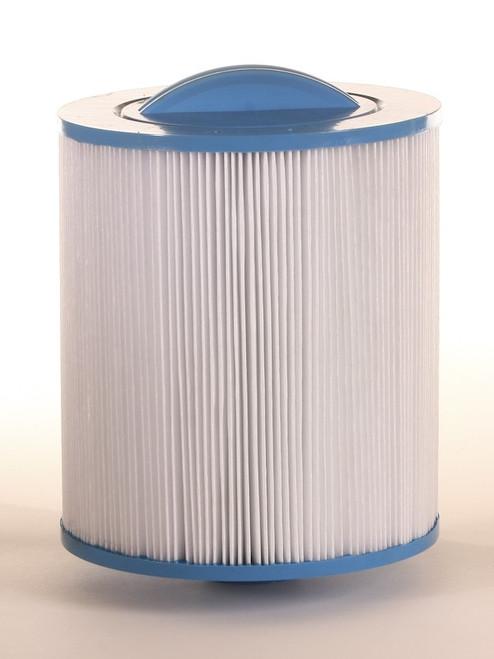 "Spa Filter Baleen: AK-9020, OEM: 100432, 3301-1018, Pleatco: PCS32P4 , Unicel: 7CH-32 , Filbur: FC-0425, Diameter: 7"", Length: 8"""