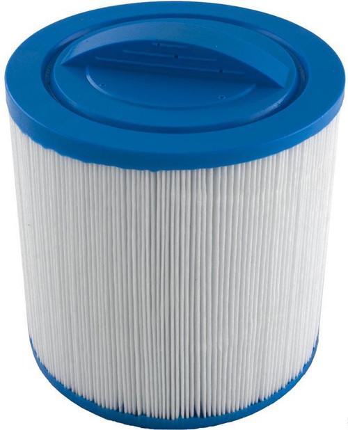 "Spa Filter Baleen: AK-3002, OEM: N/A, Pleatco: PSS17.5 , Unicel: C-4302 , Filbur: FC-0183, Diameter: 4-5/8"", Length: 4-5/8"""