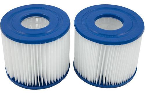 "Spa Filter Baleen: AK-30053, OEM: WM-3779, Pleatco: PBW4PAIR , Unicel: C-4313 , Filbur: FC-3750, Diameter: 4-1/4"", Length: 3-3/4"""