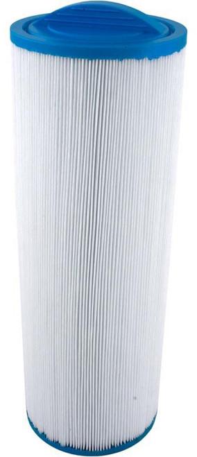 """Spa Filter Baleen: AK-30055, OEM: 176380, Pleatco: PIC25 , Unicel: C-4329 , Filbur: FC-0210, Diameter: 4-1/4"""", Length: 12"""""""