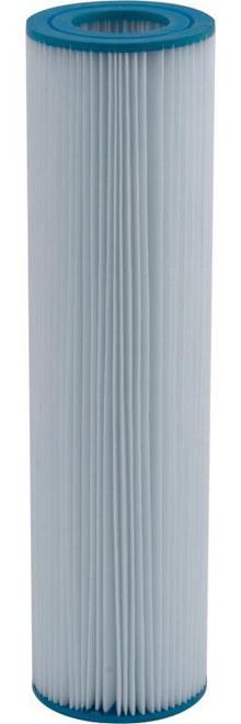 "Spa Filter Baleen: AK-3033, OEM: N/A, Pleatco: PL18-4 , Unicel: C-4601 , Filbur: FC-3745, Diameter: 4-3/4"", Length: 18"""