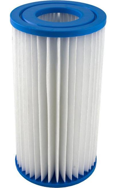 "Spa Filter Baleen: AK-3039, OEM: 58600, 59900, F18, Pleatco: PC7-120 , Unicel: C-4607 , Filbur: FC-3710, Diameter: 4-1/4"", Length: 8"""