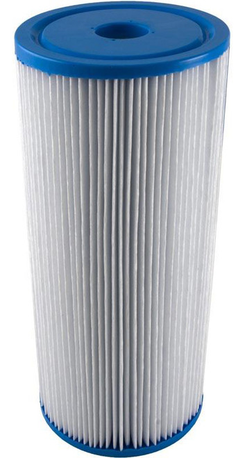 "Spa Filter Baleen: AK-3042, OEM: N/A, Pleatco: PSR15-4 , Unicel: C-4610 , Filbur: FC-2510, Diameter: 4-1/2"", Length: 9-3/4"""