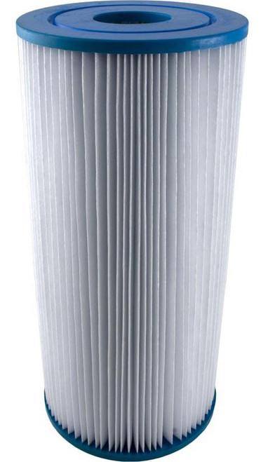"""Spa Filter Baleen: AK-40041, OEM: 59901, 58601, Pleatco: PIN28 , Unicel: C-5330 , Filbur: FC-3748, Diameter: 5-3/4"""", Length: 12"""""""