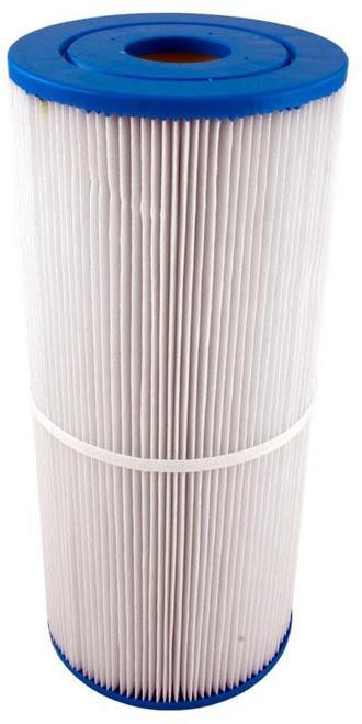 "Spa Filter Baleen: AK-4025, OEM: 27-077, Pleatco: N/A , Unicel: C-5622 , Filbur: FC-2015, Diameter: 5-3/16"", Length: 11-7/8"""