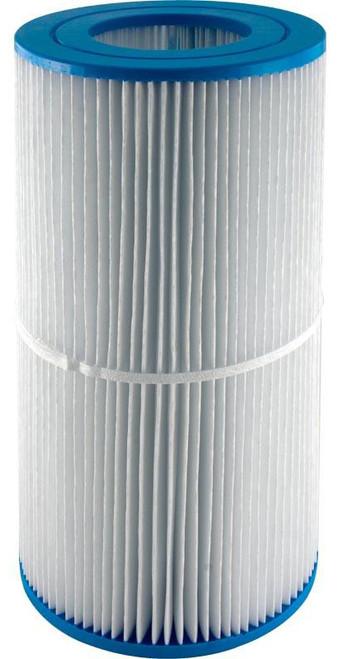 "Spa Filter Baleen: AK-5001, OEM: 27300000, Pleatco: PJW30-4 , Unicel: C-6300 , Filbur: FC-1340, Diameter: 6-7/8"", Length: 14-7/8"""