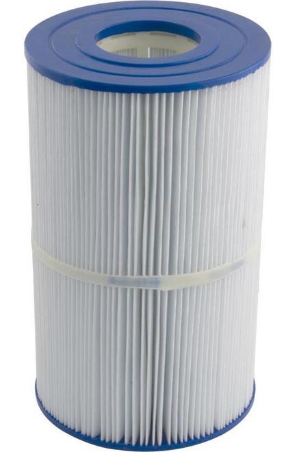 "Spa Filter Baleen: AK-6026, OEM: 56627400,R1732112, Pleatco: PCM44-4 , Unicel: C-7437 , Filbur: FC-0680, Diameter: 7"", Length: 11-13/16"""