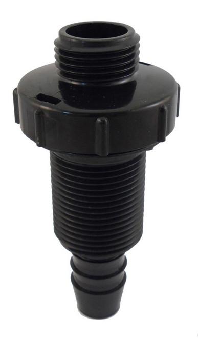 """2540-303 Valve: Spa Drain 3/4"""" drain valve"""